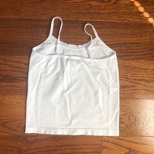 Cato Shirts & Tops - White Cami Tank